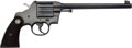 Handguns:Target / Single Shot Pistol, Colt Camp Perry Model Single Action, Single Shot Target Pistol....