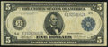 Fr. 862 $5 1914 Federal Reserve Note Fine-Very Fine