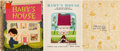 Animation Art:Poster, Baby's House Little Golden Book Signed by Mary Blair (RandomHouse, 1950)....