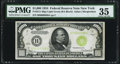 Small Size:Federal Reserve Notes, Fr. 2211-B $1,000 1934 Light Green Seal Federal Reserve Note. PMG Choice Very Fine 35.. ...