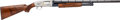 Shotgun:Slide Action, Engraved Browning Ducks Unlimited Model 12 Slide Action Shotgun....