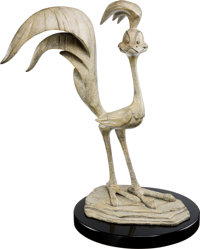 Road Runner Limited Edition Cast Bronze Sculpture by Lawrence Noble #17/100 (Warner Brothers, 2006)