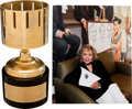 Memorabilia:Miscellaneous, ANNIE Award Presented to June Foray and Photo (1998).... (Total: 2 Items)