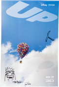 Animation Art:Poster, Up Double-Sided Theatrical Poster (Disney/Pixar, 2009)....