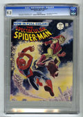 Magazines:Superhero, Spectacular Spider-Man (Magazine) #2 (Marvel, 1968) CGC NM- 9.2White pages. Green Goblin cover and story. Full color issue....