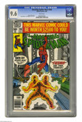Modern Age (1980-Present):Superhero, The Amazing Spider-Man #208 (Marvel, 1980) CGC NM+ 9.6 White pages. John Romita Jr. and Al Milgrom cover and art. Overstreet...