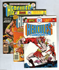 Bronze Age (1970-1979):Miscellaneous, DC Bronze Age Group (DC, 1976-77) Condition: Average VF/NM. Thisgroup includes Hercules Unbound #2, 6, and 7; Karate ... (13 ComicBooks)