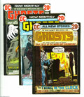 Bronze Age (1970-1979):Horror, Ghosts Group (DC, 1972-74) Condition: Average VF+. Thirteen-issuelot includes #8, 9, 10, 13, 14, 15, 16, 23, 24, 25, 26, 27... (13Comic Books)