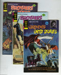 Bronze Age (1970-1979):Horror, Miscellaneous Bronze Age Group (Various, 1972-79) Condition:Average NM-. Twelve-issue lot includes Grimm's Ghost Stories ...(17 Comic Books)
