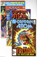 Modern Age (1980-Present):Miscellaneous, Miscellaneous Modern Group (Various Publishers, 1979-94) Condition: Average VF/NM. This group consists of 25 comics: Capta... (25 Comic Books)