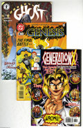 Modern Age (1980-Present):Miscellaneous, Miscellaneous Modern Comics Group (Various Publishers, 1990s) Condition: Average NM-. Full short box filled with mid-to-late... (167 Comic Books)