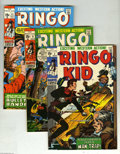 Bronze Age (1970-1979):Western, The Ringo Kid Group (Marvel, 1970-73) Condition: Average VF+. Ten-issue lot includes #2, 8, 11, 12, 13, 14, 15, 17, 20, and ... (10 Comic Books)