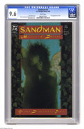 Modern Age (1980-Present):Horror, Sandman #8 (DC, 1989) CGC NM+ 9.6 White pages. First appearance ofDeath. Dave McKean cover. Mike Dringenberg and Malcolm Jo...