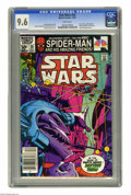 Modern Age (1980-Present):Science Fiction, Star Wars #54 (Marvel, 1981) CGC NM+ 9.6 White pages. Walt Simonsoncover art. Simonson and Carmine Infantino interior art. ...