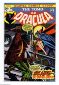 Bronze Age (1970-1979):Horror, Tomb of Dracula #10 (Marvel, 1973) Condition: VF. First appearanceof Blade the Vampire Slayer. Gil Kane cover. Gene Colan a...