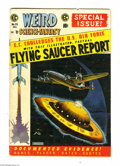 Golden Age (1938-1955):Science Fiction, Weird Science-Fantasy #26 (EC, 1954) Condition: VG-. UFO reportissue. First bi-monthly issue. Marie Severin cover. Wally Wo...