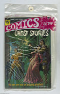 Bronze Age (1970-1979):Miscellaneous, Whitman Horror 3-Pack (Whitman, c. 1979) Condition: Average NM-.Sealed Whitman three-issue pre-pack includes one issue each...(Total: 3 Comic Books Item)