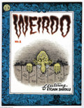 Modern Age (1980-Present):Alternative/Underground, Weirdo #1 Signed Edition (Last Gasp, 1981) Condition: NM-. Secondprinting; signed by Robert Crumb on inside page one....