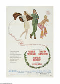 """Movie Posters:Children's, Cactus Flower (Columbia, 1969) One Sheet (27"""" X 41""""). This is a vintage, theater used poster for this comedy that was direct..."""