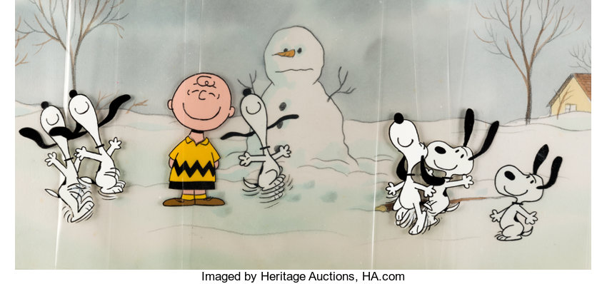 643678e39c Peanuts - The Charlie Brown and Snoopy Show