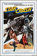 """Movie Posters:Science Fiction, Starcrash & Other Lot (New World, 1979). One Sheets (2) (27"""" X 41""""). John Solie Artwork. Science Fiction.. ... (Total: 2 Items)"""