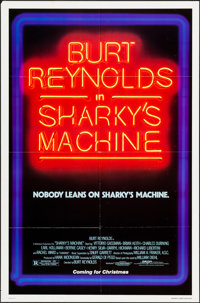 "Sharky's Machine & Other Lot (Orion, 1981). One Sheets (2) (27"" X 41""). Crime. ... (Total: 2 Items)"
