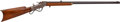 Long Guns:Lever Action, Ball & Williams Falling Block Single Shot Rifle....