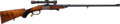 Long Guns:Single Shot, Engraved W. Collath Sporting Rifle with Telescopic Sight....