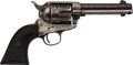Handguns:Single Action Revolver, Historic and Documented Colt Frontier Six Shooter SAA Revolver,once owned by Judge Roy Bean....