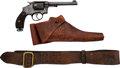 Handguns:Double Action Revolver, Smith & Wesson U.S. Army Model 1899 Double Action Revolver.... (Total: 2 Items)