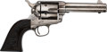 Handguns:Single Action Revolver, Colt Single Action Army Revolver with Factory Letter....