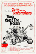 Movie Posters:Rock and Roll, Ferry Cross the Mersey (United Artists, 1965). One...