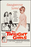 """Movie Posters:Foreign, The Twilight Girls (Sirius, 1957). One Sheet (27"""" ..."""