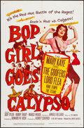 Movie Posters:Musical, Bop Girl Goes Calypso & Other Lot (United Artists, 1957).