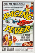 Movie Posters:Sports, Racing Fever (Allied Artists, 1964). One Sheet (27...
