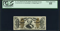 Fractional Currency:Third Issue, Fr. 1333 50¢ Third Issue Spinner PCGS Choice About New 55.. ...