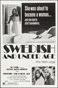 "Movie Posters:Adult, Swedish and Under Age & Other Lot (UMC, 1971). One Sheets (2) (27"" X 41""). Adult.. ... (Total: 2 Items)"