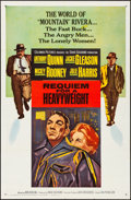 """Movie Posters:Sports, Requiem for a Heavyweight (Columbia, 1962). One Sheet (27"""" X 41""""). Sports.. ..."""