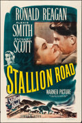 Movie Posters:Drama, Stallion Road (Warner Brothers, 1947). One Sheet (...