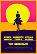 """Movie Posters:Western, The Hired Hand (Universal, 1971). British One Sheet (27"""" X 40""""). Western.. ..."""