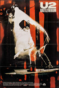 "Movie Posters:Rock and Roll, U2: Rattle and Hum (Paramount, 1988). One Sheet (27"" X 40""). Rock and Roll.. ..."