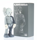 Prints & Multiples, KAWS (American, b. 1974). Dissected Companion (Grey), 2006. Painted cast vinyl. 14-3/4 x 6-1/2 x 3-1/2 inches (37.5 x 16...