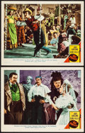 """Movie Posters:Musical, The Pirate (MGM, 1948). Lobby Cards (2) (11"""" X 14""""). Musical.. ... (Total: 2 Items)"""