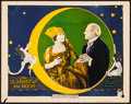 "Movie Posters:Romance, The Glimpses of the Moon (Paramount, 1923). Lobby Card (11"" X 14""). From the Collection of Frank Buxton, of which the sale..."