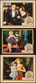 """Movie Posters:Drama, The Truth About Women (Henry Ginsberg Distributing Company, 1924).Lobby Cards (3) (One Trimmed) (11"""" X 14"""" & 9.75"""" X 12.5"""")...(Total: 3 Items)"""