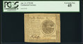 Colonial Notes:Continental Congress Issues, Continental Currency April 11, 1778 $20 PCGS Extremely Fine 45.. ...