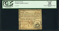 Colonial Notes:Georgia, Georgia September 10, 1777 $5 PCGS Apparent Very Fine 35.. ...