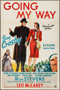 "Movie Posters:Drama, Going My Way (Paramount, 1944). One Sheet (27"" X 4..."