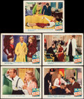 "Movie Posters:Musical, The Barkleys of Broadway (MGM, 1949). Lobby Cards (5) (11"" X 14""). Musical.. ... (Total: 5 Items)"