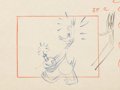 Animation Art:Production Drawing, Draftee Daffy Daffy Duck Storyboard Drawing (WarnerBrothers, 1945)....